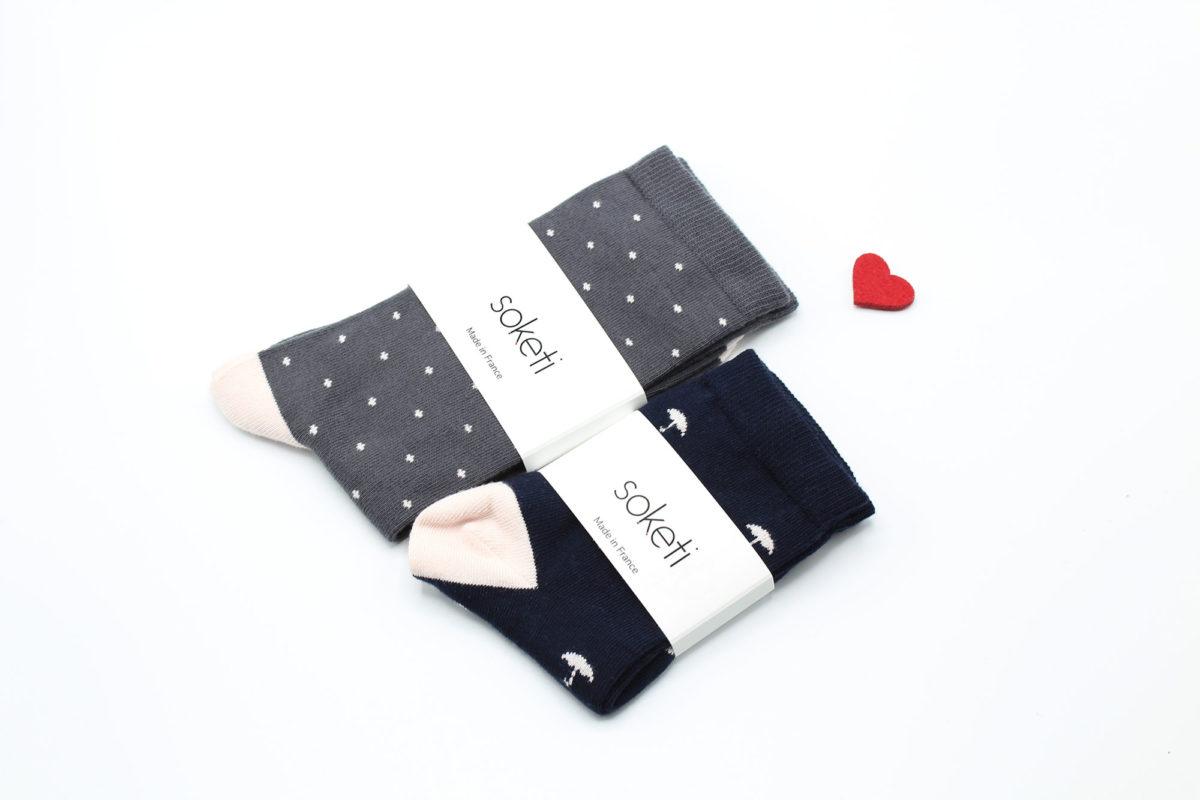 soketi st valentin chaussettes